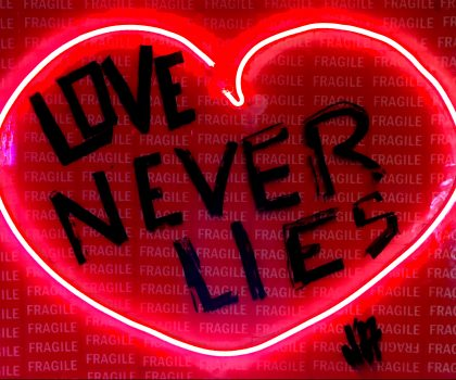 Love Never Lies