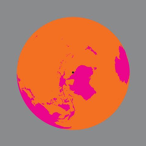 Olafur Eliasson con una nuova opera per l'Earth Day