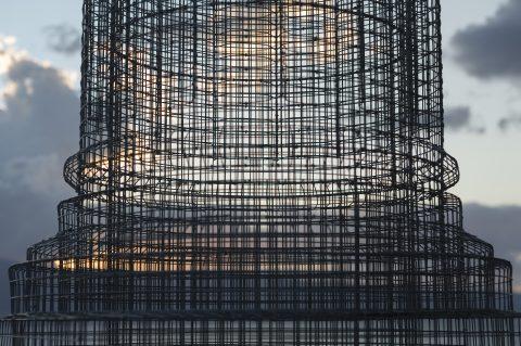 Opera: la nuova installazione permanente di Edoardo Tresoldi a Reggio Calabria