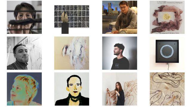 exibart prize presenta altri sei nuovi finalisti