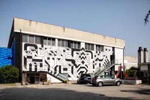 A Padova le opere di Super Walls 2021, la biennale di street art